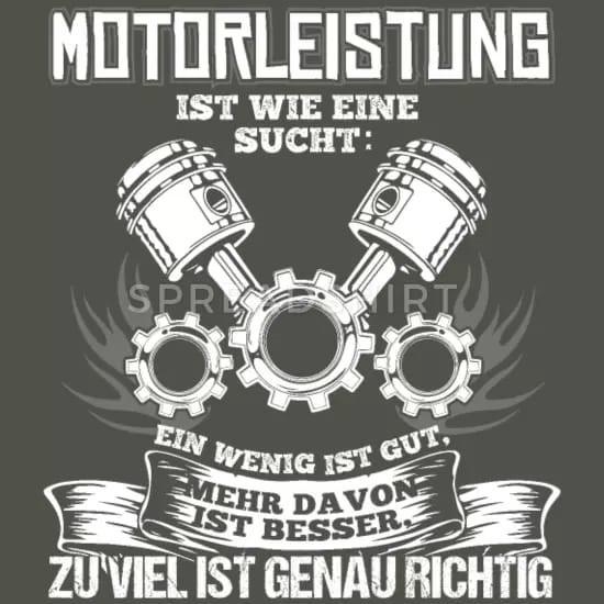 Kfz-Service - Motorleistung