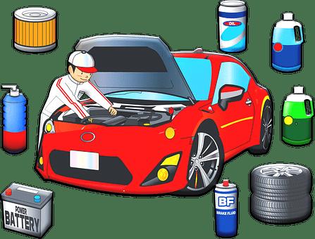 Kfz-Service - Dienstleistungen rund ums Auto